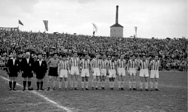 Kovács József a hűséges futballista és csapata